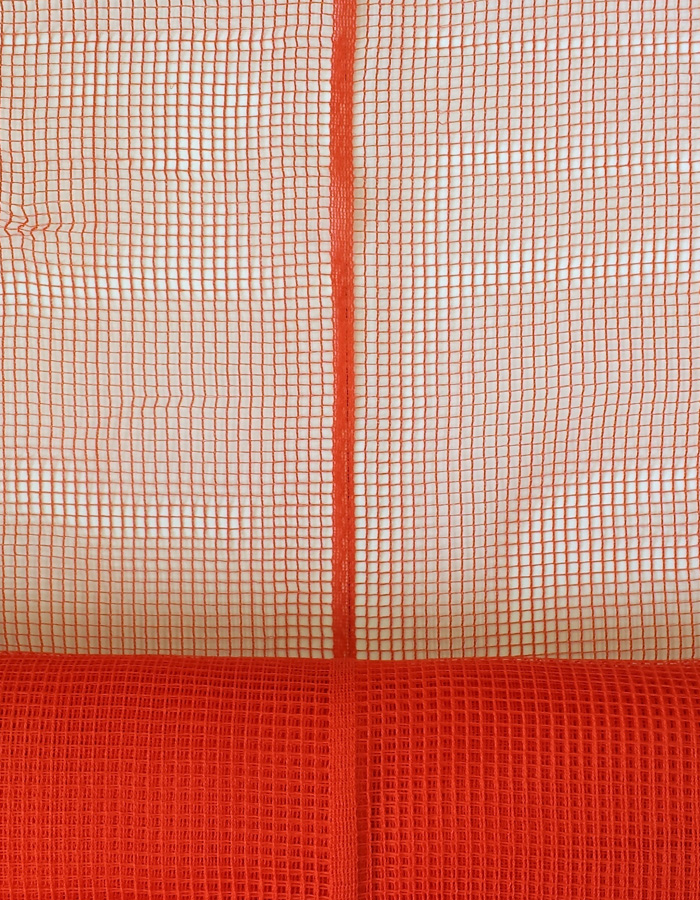 Fire Retardant Vertical Safety Netting